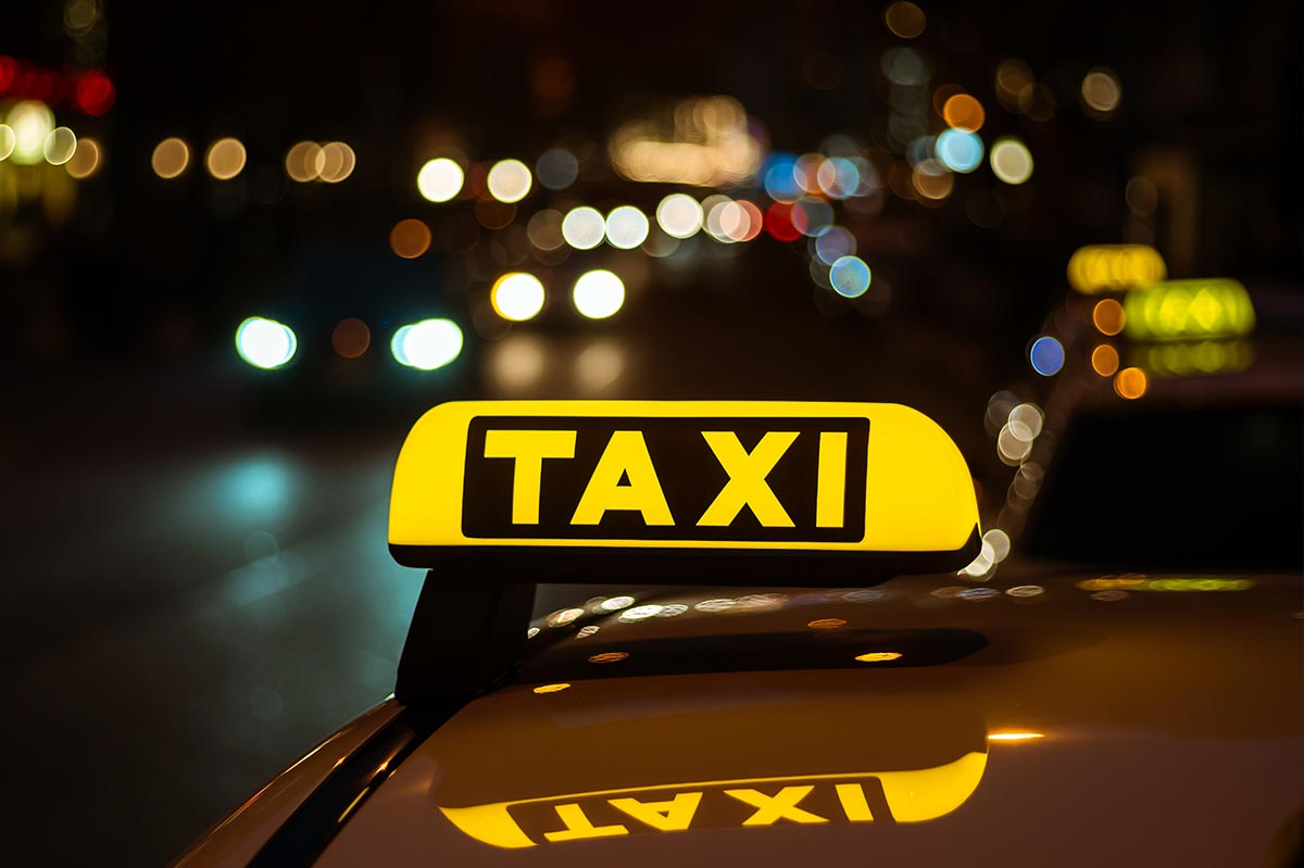 Reclamar accidente en Uber Cabify o taxi en Valencia